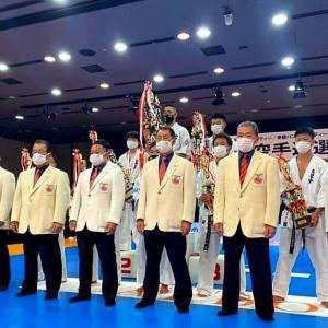 「第52回オープントーナメント全日本空手道選手権大会」(史上初の無観客大会)すべて無事に終了出来ました。