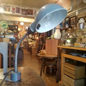 和製ヴィンテージなインダストリアル系マグネットランプ(マグネットライト)