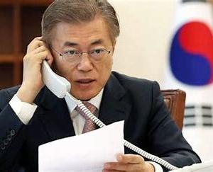 韓国文在寅支持率40%下回る
