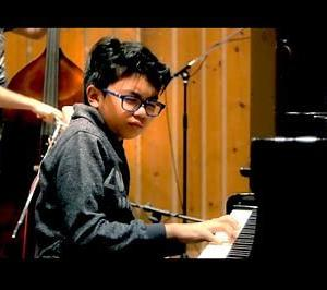 Joey Alexander - Giant Steps (In-Studio Performa