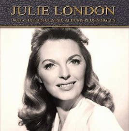 JULIE LONDON - CRY ME A RIVER♬