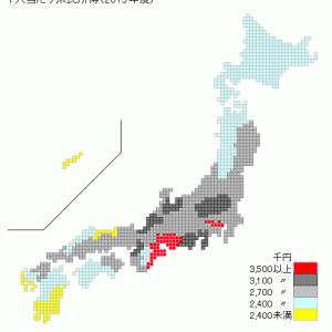 データで読み解く日本の惨状