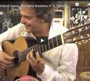 Roland Dyens - Tango en Skai♬