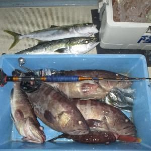 25日漁で一人泳がせ出船しました。
