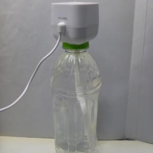 加湿器を買ってみました。