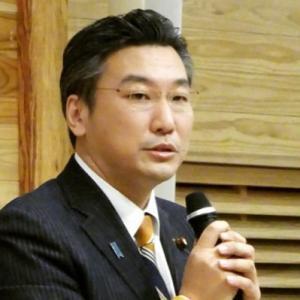 ダメだな日本議員。