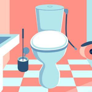 パンデミックがもたらした、「トイレ事情」のある変化【調査結果】。
