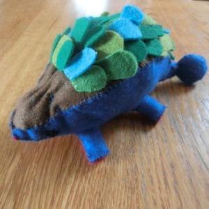 フェルトのアンキロサウルス