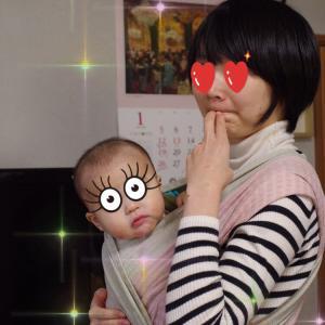 5ヶ月の赤ちゃん、保湿剤を塗ると怒るわけ