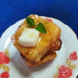 ★香港式フレンチトースト (法蘭西多士)