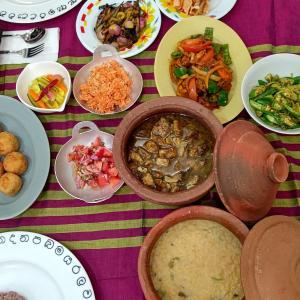 スリランカ料理レッスン
