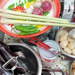 人気のタイ料理① 手作りグリンカレー