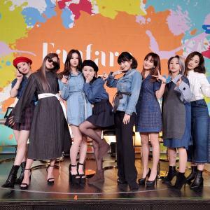 201128 TWICE 6thシングル『Fanfare』オンラインイベント【高画質画像】