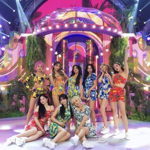 210612 TWICE 『音楽中心/Music Core』カムバックステージ舞台裏写真【画像】