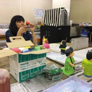 図画工作科教育法Ⅰ⑬7月4日