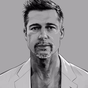 『ブラッド・ピット(Brad Pitt)さん』