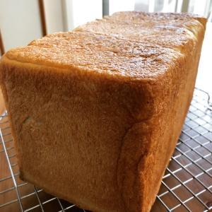 久しぶりの食パン