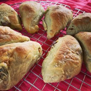 切りっぱなしパン一緒に作りませんか^^