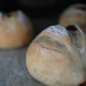 自家製パン作りにハマってます