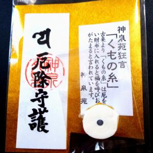 6ヶ月ぶりの京都 その2 パワースポット巡り