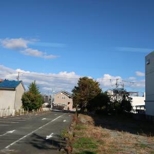 避難指示解除その後… 浪江町中心街 福島ツアー  その4