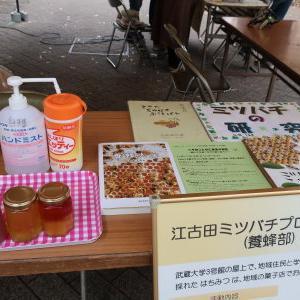 今年も学園祭参加! 武蔵大学学園祭 白雉祭