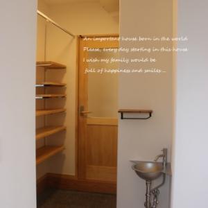 WEB内覧会 #080潤音 2・生活に合わせて色んな使い方ができる玄関土間と離れ和室