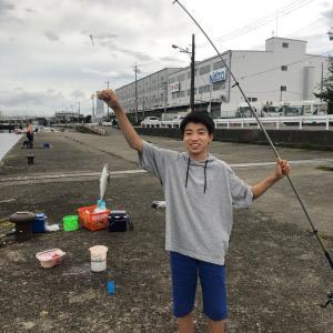 趣味は釣り?
