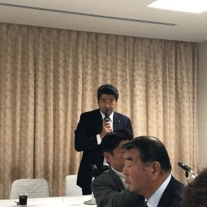 自民党大阪府連市町村議連研修会