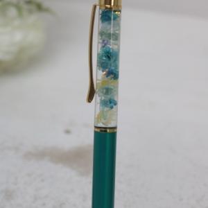 Embellir Ginza ハーバリウムボールペン  体験レッスン作品