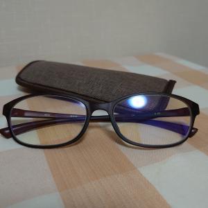 眼鏡生活。始まりました。