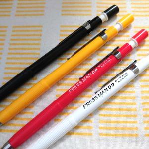 虹笛先生のオススメの筆記用具♪