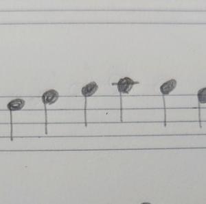 *楽譜の問題 答え合わせ♪*