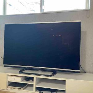 買ったテレビが大きすぎて階段上がらない
