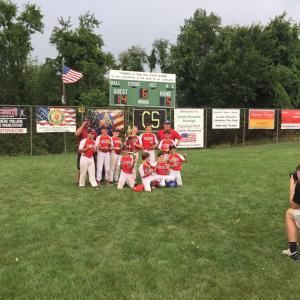 12歳息子の夏野球トーナメント:いきなりMVPを獲得してしまう。