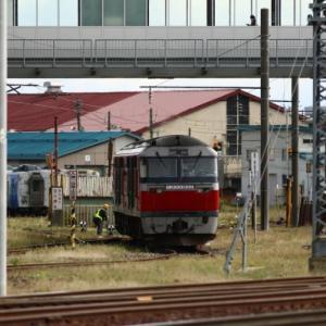 はまなす編成と臨試9197レ  2020/09/26