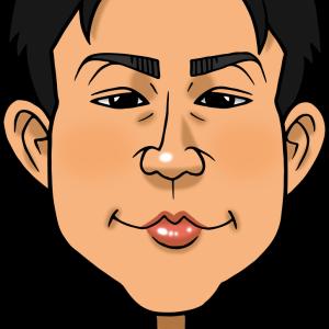 【ネット注文制作】デジタル似顔絵 SNSのアイコン用