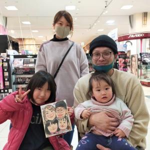 【にがおえ出店レポート】さくら野百貨店・北上店(岩手県)|2021.1.10
