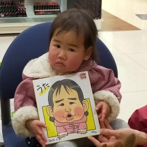 【にがおえ出店レポート】さくら野百貨店・北上店(岩手県)|2021.1.31