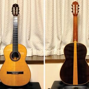 16歳の田邊ギター