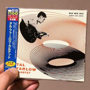 タル・ファーロウ「Tal Farlow Quartet」
