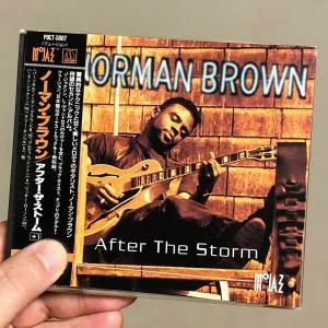 ノーマン・ブラウン「After The Storm」