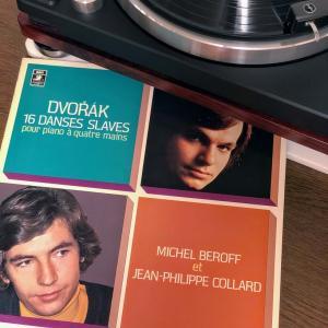 ドヴォルザーク ピアノ連弾版スラヴ舞曲