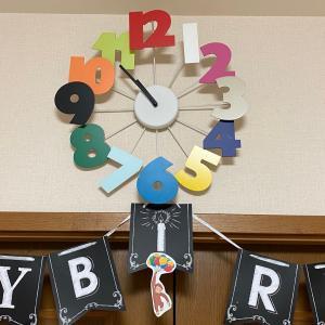時計 カレンダー 成長