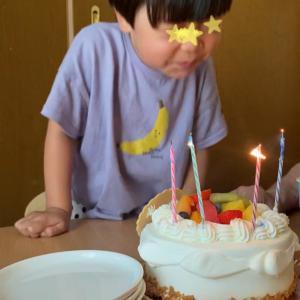 4歳のお誕生日 プレゼント