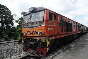 タイ国鉄が、南本線を完全にストップへ