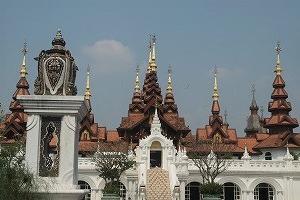チェンマイの最高級ホテル、元「マンダリン・オリエンタル・ダラ・デビ」が閉鎖