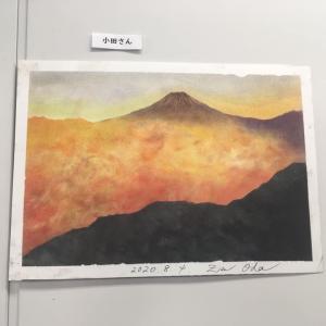 富士山講座 8月 黄金の海2