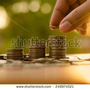 LINEで始めるワンコイン投資!毎日500円を積立投資!