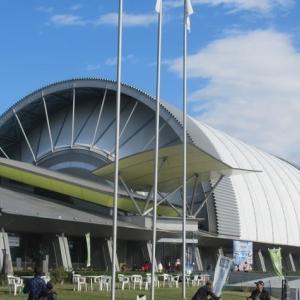埼玉県民の日 無料公開の所沢航空発祥記念館へ(埼玉)
